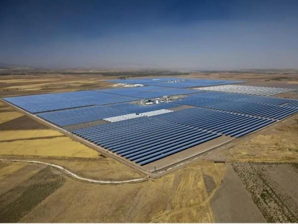 全球最大太阳能发电站开始运营了!