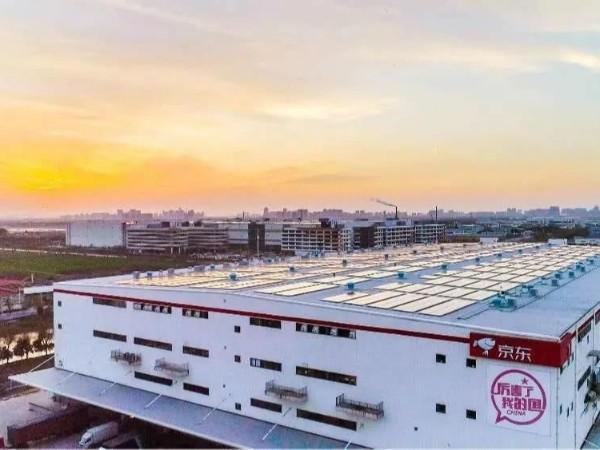 光伏发电现在有多受欢迎这里有885家企业屋顶都装了光伏电站——星火