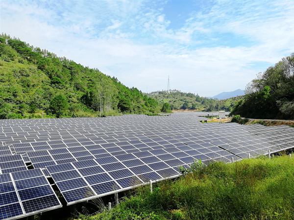 肇庆7MW扶贫光伏发电并网项目