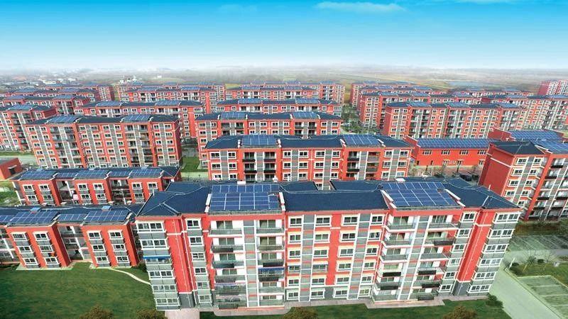 屋顶太阳能