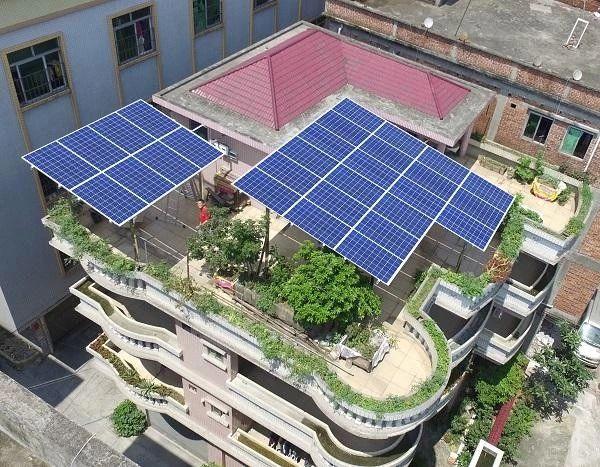 屋顶太阳能2