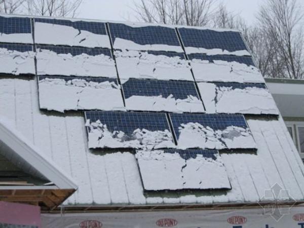 太阳能电池板遮挡的影响及危害(一)