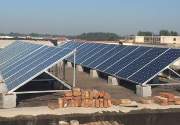 太阳能电池板</b>能够节约省电