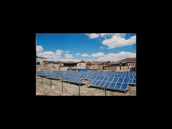 分布式光伏发电设备组成及作用