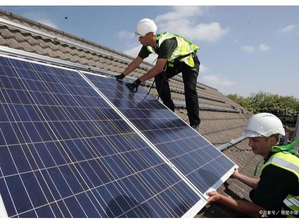 太阳能板安装角度和发电量的关系你了解吗