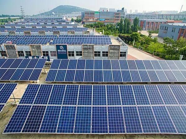 太阳能光伏发电系统的工作原理是什么--星火太阳能