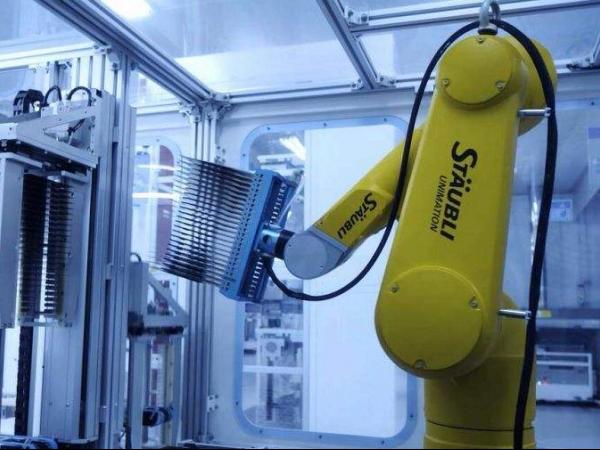 2020年光伏电站产业链各环节自动化发展描述