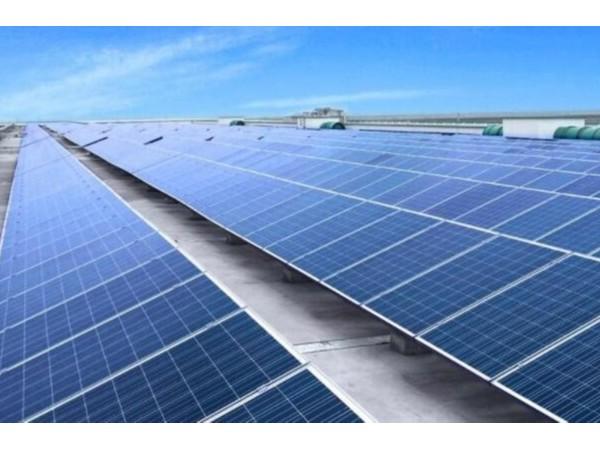 分布式光伏电站能够吸收强烈的太阳光