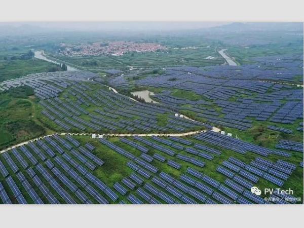 广东韶关三座农光互补光伏发电站,发电量超6亿度--星火太阳能