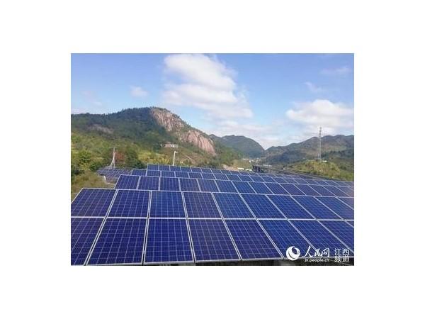 加快推动光伏发电补贴退坡,风光发电装机2020年均达到2.4亿千瓦左右